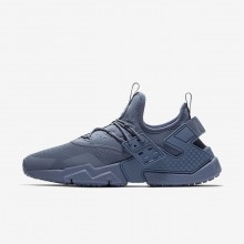 Nike Air Huarache Lifestyle Shoes Mens Diffused Blue/White (104UDWAX)