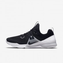 Nike Zoom Train Command Training Shoes Mens Black/White (112GEVQI)