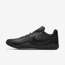Nike Mamba Rage Basketball Shoes For Men Black/Dark Grey/Cool Grey (116VEWGT)