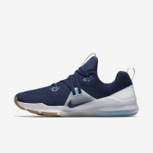 Nike Zoom Train Command Training Shoes For Men Binary Blue/Pure Platinum/White (116WIJQT)