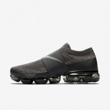 Nike Air VaporMax Running Shoes For Men Midnight Fog/Legion Green/Black/Dark Stucco (119UHXOV)