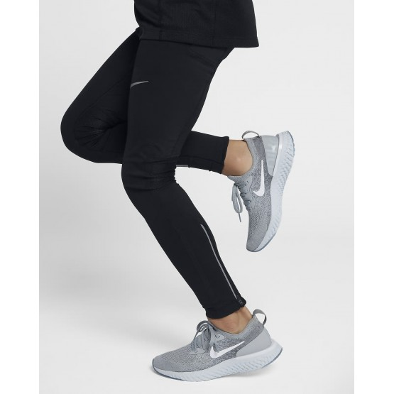 Nike Epic React Flyknit Running Shoes Boys Wolf Grey/Cool Grey/Pure Platinum/White (166QRJZX)
