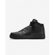 Nike Air Force 1 Lifestyle Shoes Mens Black (167HRYKO)