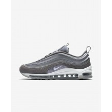 Nike Air Max 97 Lifestyle Shoes For Women Atmosphere Grey/Gunsmoke/Summit White (174KFVUO)