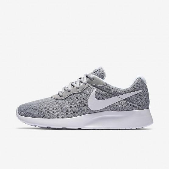 Nike Tanjun Casual Sko Kvinder Grå/Hvide (186QUGZD)