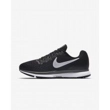 Nike Air Zoom Running Shoes Womens Black/Dark Grey/Anthracite/White (188EYUAS)