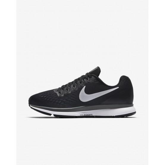 Nike Air Zoom Running Shoes Womens Black/Dark Grey/Anthracite/White (188EYUAS)