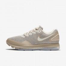 Nike Zoom All Out Hardloopschoenen Dames LichtGrijs/Goud (202OGIXM)