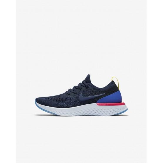 Nike Epic React Flyknit Sko Online Butik Nike Løbesko