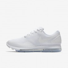 Nike Zoom All Out Running Shoes Womens White/Off White (220TZYBO)