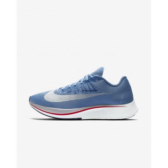 Nike Zoom Fly Running Shoes Mens Aegean Storm/Blue Nebula/Thunder Blue/Summit White (225DHLXP)