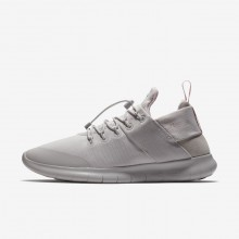Chaussure Running Nike Free RN Femme Grise/Rose (235SNGWD)