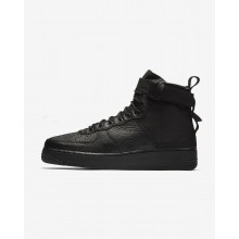 Nike SF Air Force 1 Lifestyle Shoes For Men Black (251WDQFN)