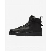 Chaussure Casual Nike SF Air Force 1 Homme Noir (251WDQFN)