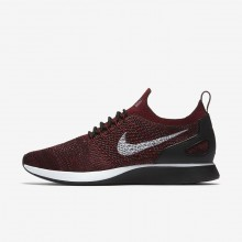 Nike Air Zoom Lifestyle Shoes For Men Deep Burgundy/Team Red/Vintage Wine/Pure Platinum (258FYBCN)