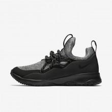 Nike City Loop Casual Sko Kvinder Sort/Hvide (263IOBMN)