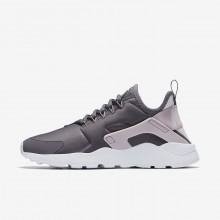 Nike Air Huarache Lifestyle Shoes Womens Gunsmoke/Particle Rose/White/Vast Grey (274DJBTF)
