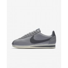 Nike Classic Cortez Lifestyle Shoes For Women Atmosphere Grey/Sail/Gunsmoke (281SUPKW)