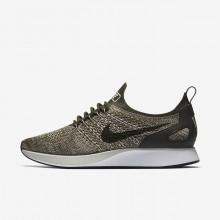 Nike Air Zoom Lifestyle Shoes For Women Cargo Khaki/Summit White/Light Bone (289QGFLJ)
