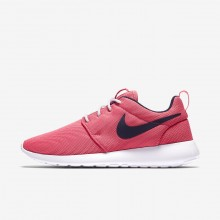 Nike Roshe One Lifestyle Shoes For Women Sea Coral/White/Obsidian (297CGFAD)