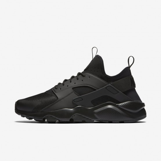 Nike Air Huarache Casual Schoenen Heren Zwart (297VTLGD)