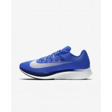 Nike Zoom Fly Running Shoes Mens Hyper Royal/Deep Royal Blue/Black/White (300KGSYJ)