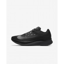 Nike Zoom Fly Running Shoes Mens Black/Anthracite (310NGYKB)