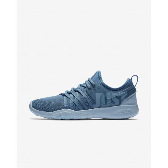 Nike Free Trainer Training Shoes For Women Noise Aqua/Ocean Bliss/Navy (321JZUIS)