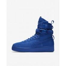 Nike SF Air Force 1 Casual Schoenen Heren Koningsblauw (334UWFLA)