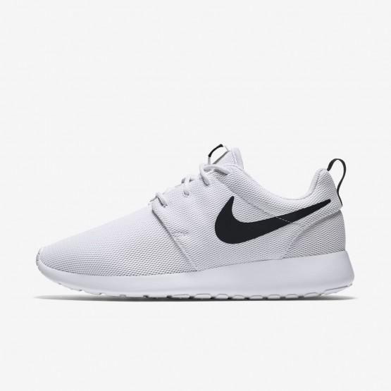 Nike Roshe One Casual Sko Kvinder Hvide/Sort (336CXIER)