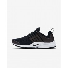 Nike Air Presto Lifestyle Shoes Womens Black/White (341TQWYV)