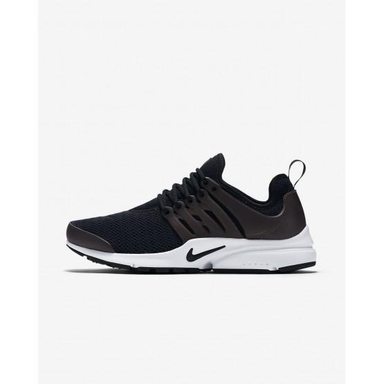 Nike Air Presto Lifestyle Shoes Womens Black/White (341TQWYV)