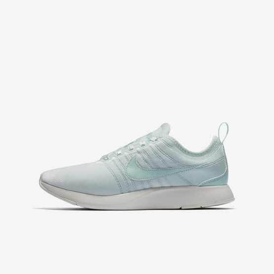 Nike Dualtone Racer Lifestyle Shoes Girls Igloo/Sail (363CBYJR)