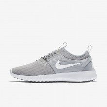 Nike Juvenate Lifestyle Shoes Womens Wolf Grey/White (372AVWQS)