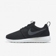 Nike Roshe One Casual Schoenen Heren Zwart (378KFLZN)