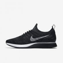 Nike Air Zoom Lifestyle Shoes For Men Black/Anthracite/Dark Grey/Pure Platinum (389KLHPC)