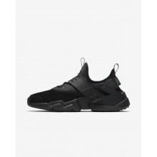 Nike Air Huarache Lifestyle Shoes For Men Black/White/Anthracite (401SEBVO)