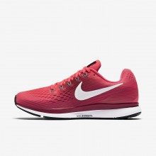Nike Air Zoom Running Shoes For Women Racer Pink/Vast Grey/Atmosphere Grey/Gunsmoke (412ZXNAM)