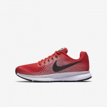Nike Zoom Pegasus Running Shoes For Boys Speed Red/Vast Grey/Black/Anthracite (420CZRWV)