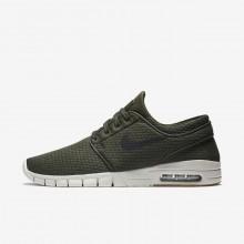 Nike SB Stefan Janoski Max Skate Schoenen Heren Bruine/Licht/Zwart (420FIMPG)