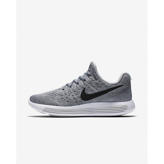 Nike LunarEpic Low Running Shoes For Women Wolf Grey/Cool Grey/Pure Platinum/Black (429ILVKW)