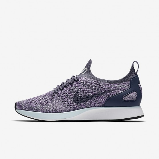 Nike Air Zoom Lifestyle Shoes For Women Light Carbon/Summit White/Glacier Blue (481SLZIC)