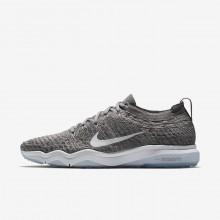 Nike Air Zoom Training Shoes For Women Gunsmoke/Atmosphere Grey/White (482HGTJR)
