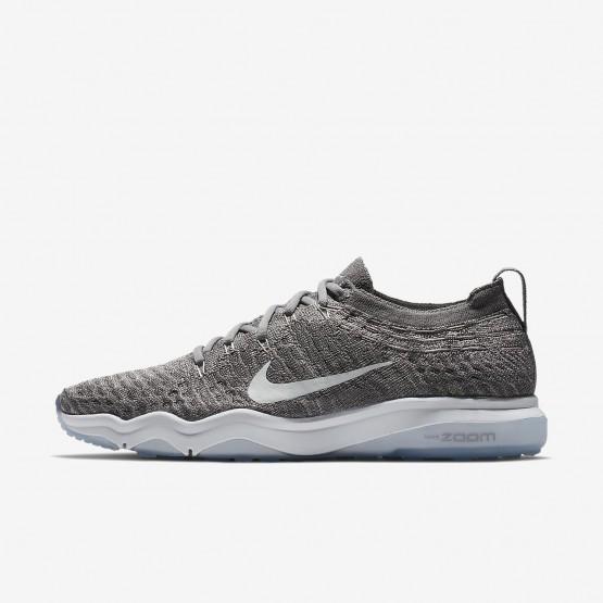 Nike Air Zoom Training Shoes Womens Gunsmoke/Atmosphere Grey/White (482HGTJR)