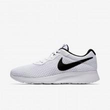 Nike Tanjun Lifestyle Shoes Womens White/Black (482ZQTXI)