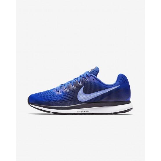 Nike Air Zoom Running Shoes Mens Hyper Royal/Obsidian/Royal Tint/Royal Pulse (494ZYSJL)