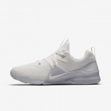 Nike Zoom Train Command Training Shoes For Men Sail/White/Pure Platinum (515CUDEM)