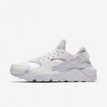 Nike Air Huarache Lifestyle Shoes Womens White (532ATVKC)
