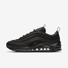 Nike Air Max 97 Lifestyle Shoes For Women Black (549JZSXD)