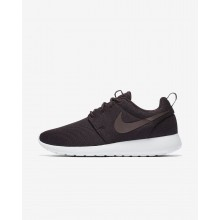 Nike Roshe One Lifestyle Shoes For Women Port Wine/Summit White/Metallic Mahogany (559DZMSQ)